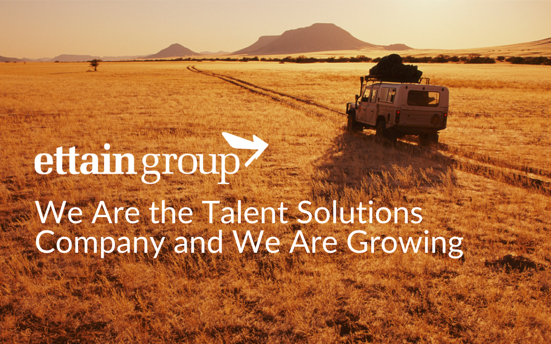 ManpowerGroup, a Leading Global Workforce Solutions Company, Signs Agreement to Acquire ettain group