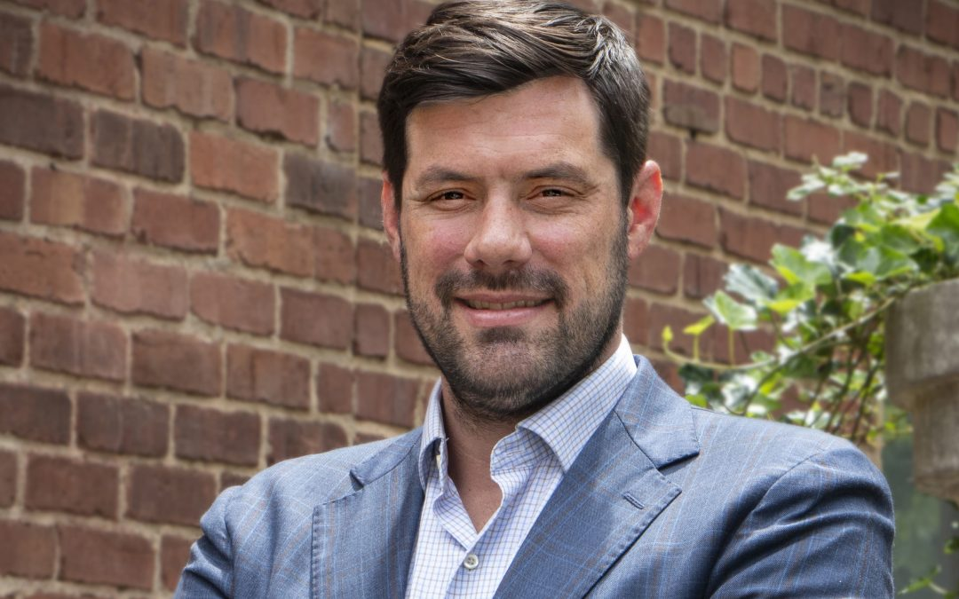 ettain group VP of Technology, Ben Llewellyn, Named to SIA's 40 Under 40 List